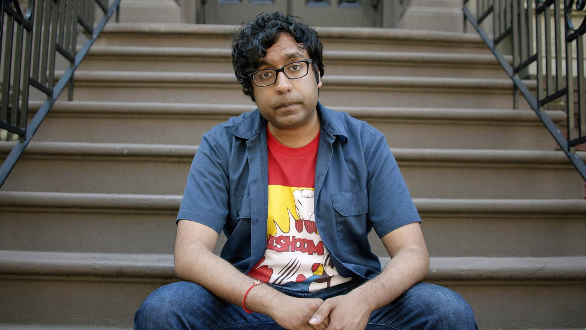 hari-kondabolu humor the-problem-with-apu the-simpsons