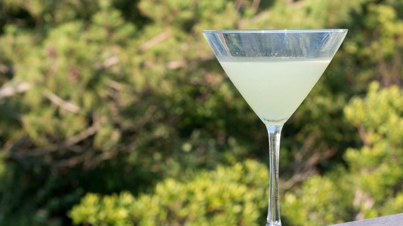 Three Green Cocktails To Make This St. Patrick's Day