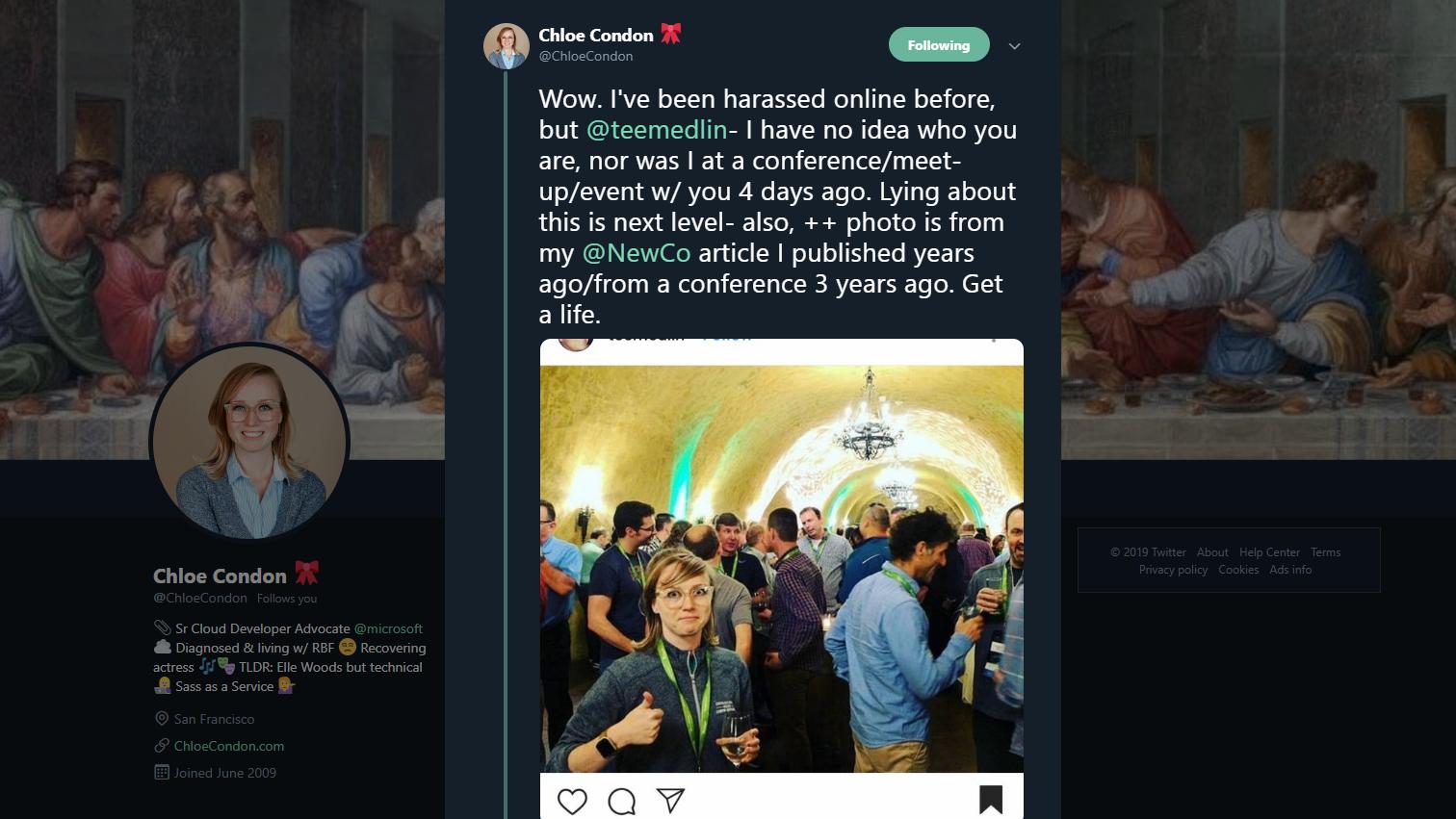 facebook instagram microsoft sexism social-media twitter