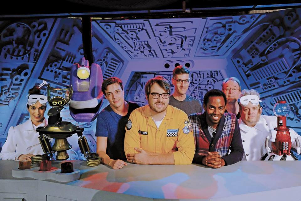 The New Mystery Science Theatre 3000 Has A Premiere Date, A Cast Photo, And My Heart