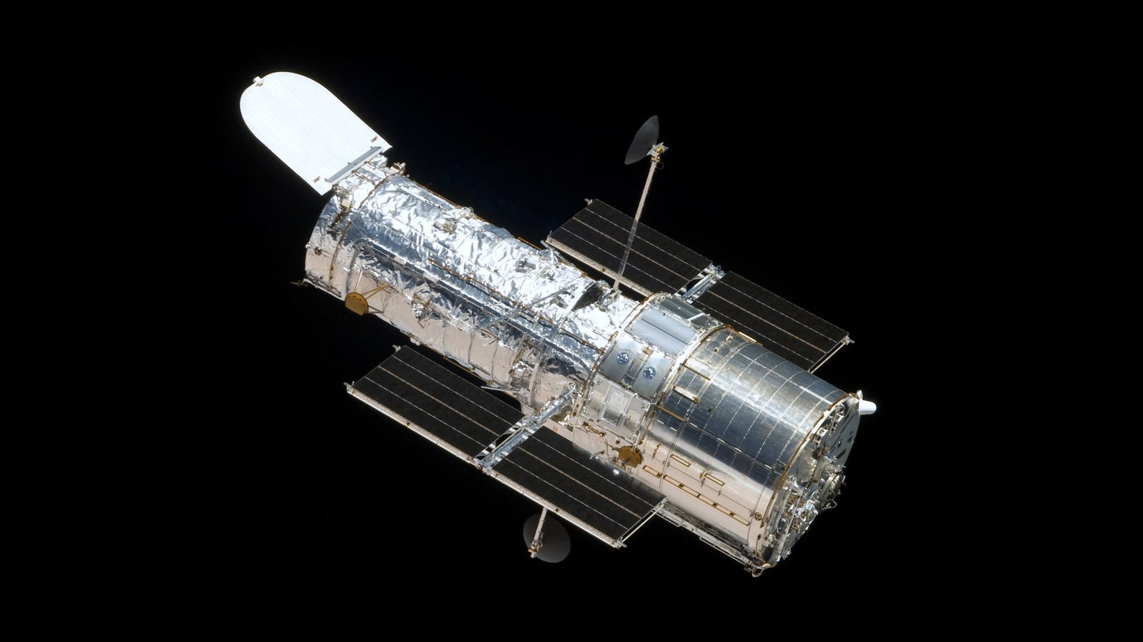 hubble-space-telescope nasa space-infrastructure
