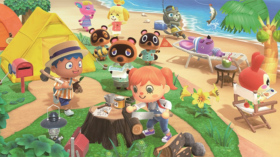 Hands On: Animal Crossing: New Horizons Will Put You Right To Work