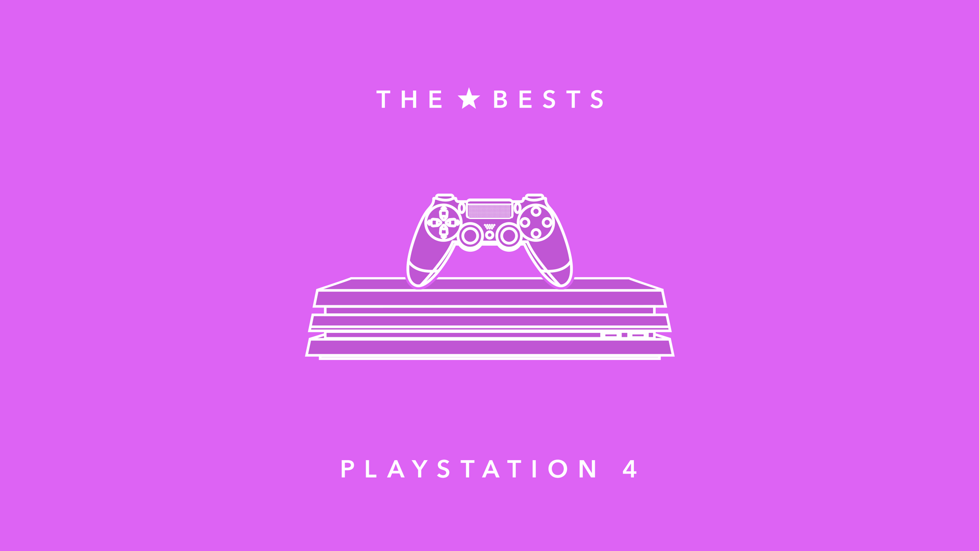 12-bests playstation-4 ps4 sony the-bests