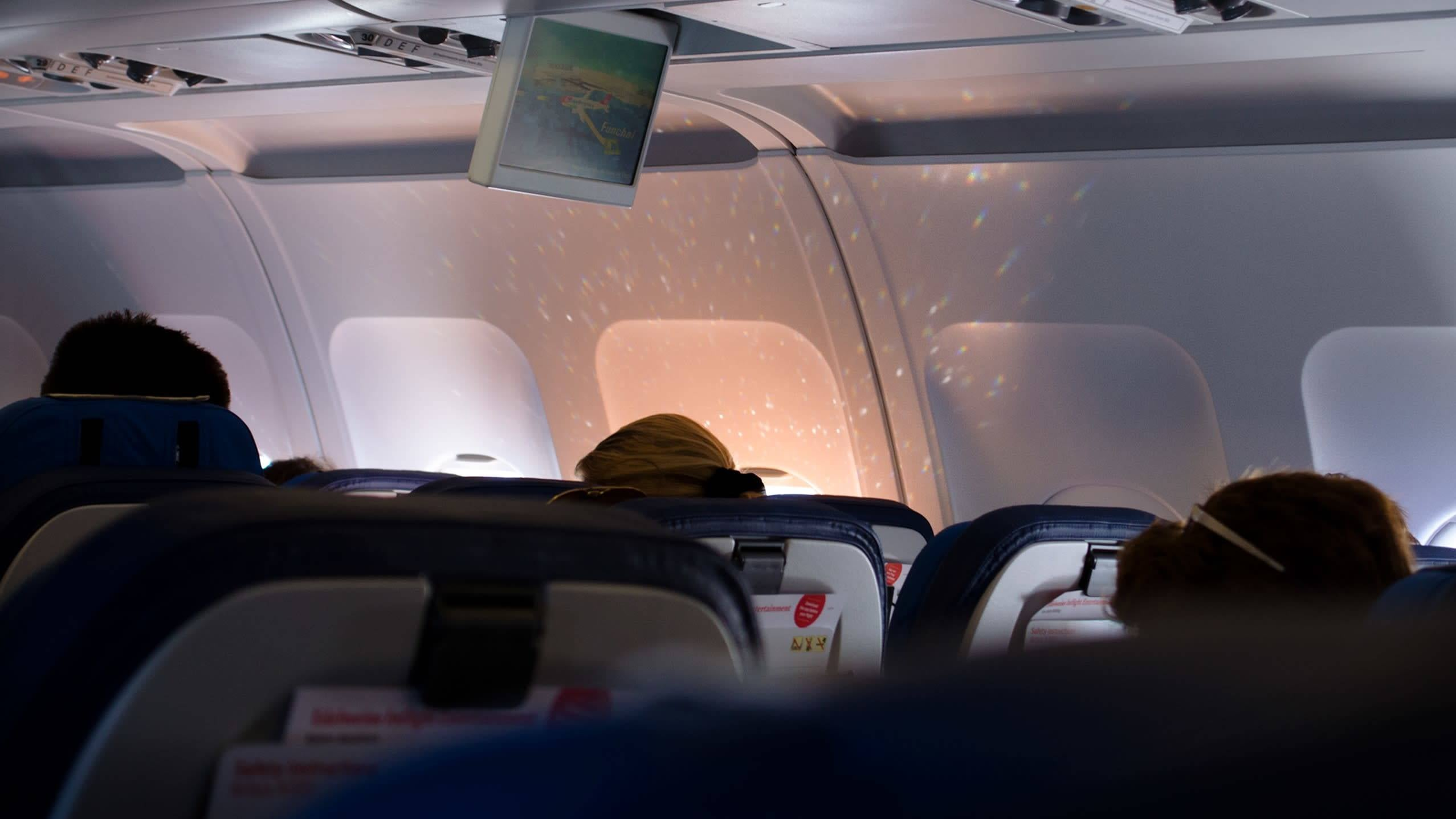 What's The Safest Seat On An Aeroplane?