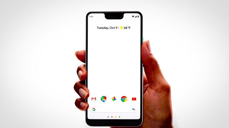 android google google-pixel pixel-3 pixel-3xl