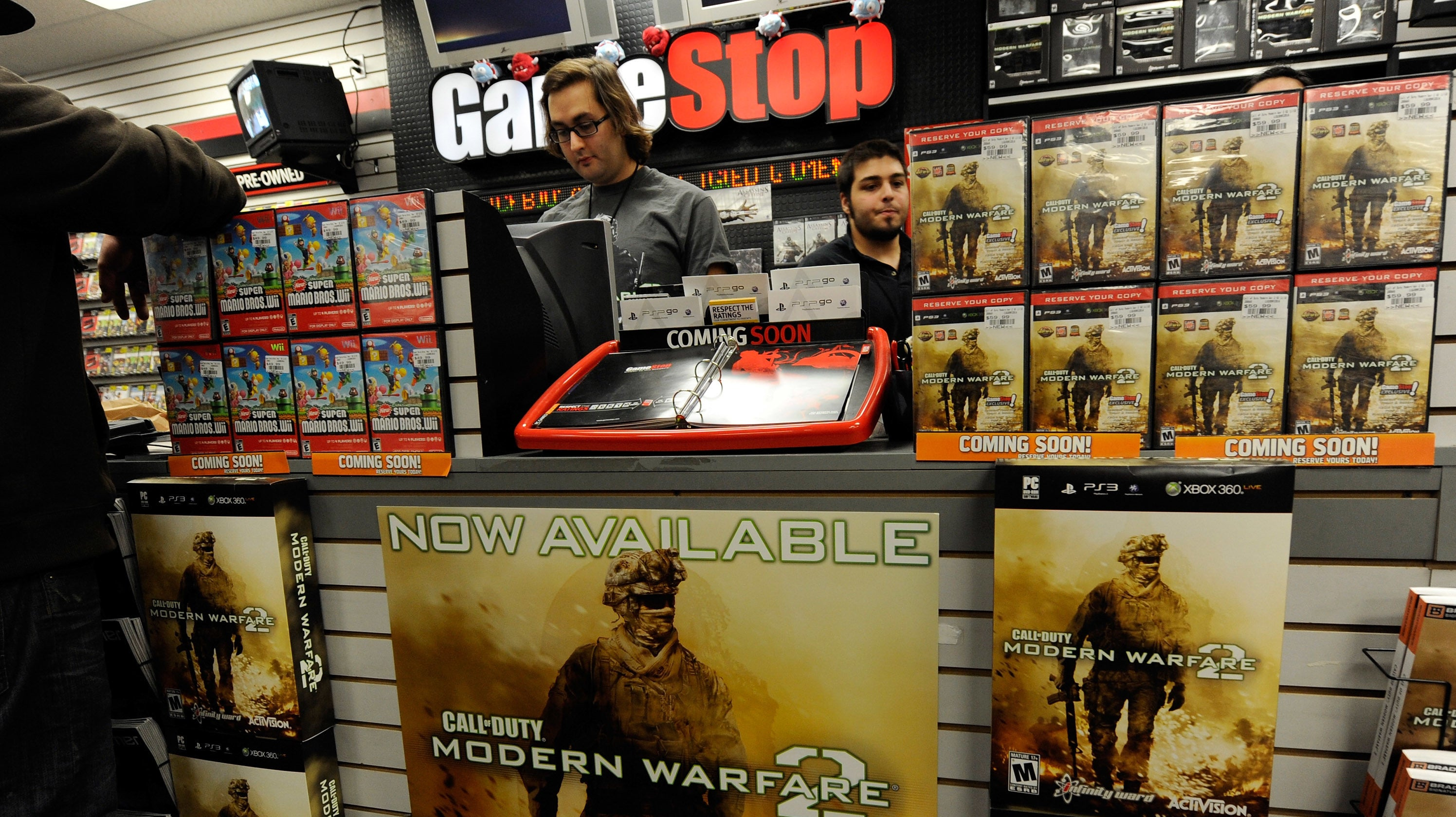 GameStop Lays Off Over 100 People, Including Nearly Half Of Game Informer's Staff