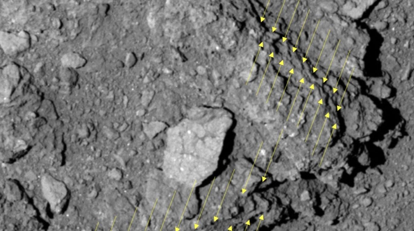 asteroids astronomy hayabusa2 jaxa nasa planetary-science ryugu
