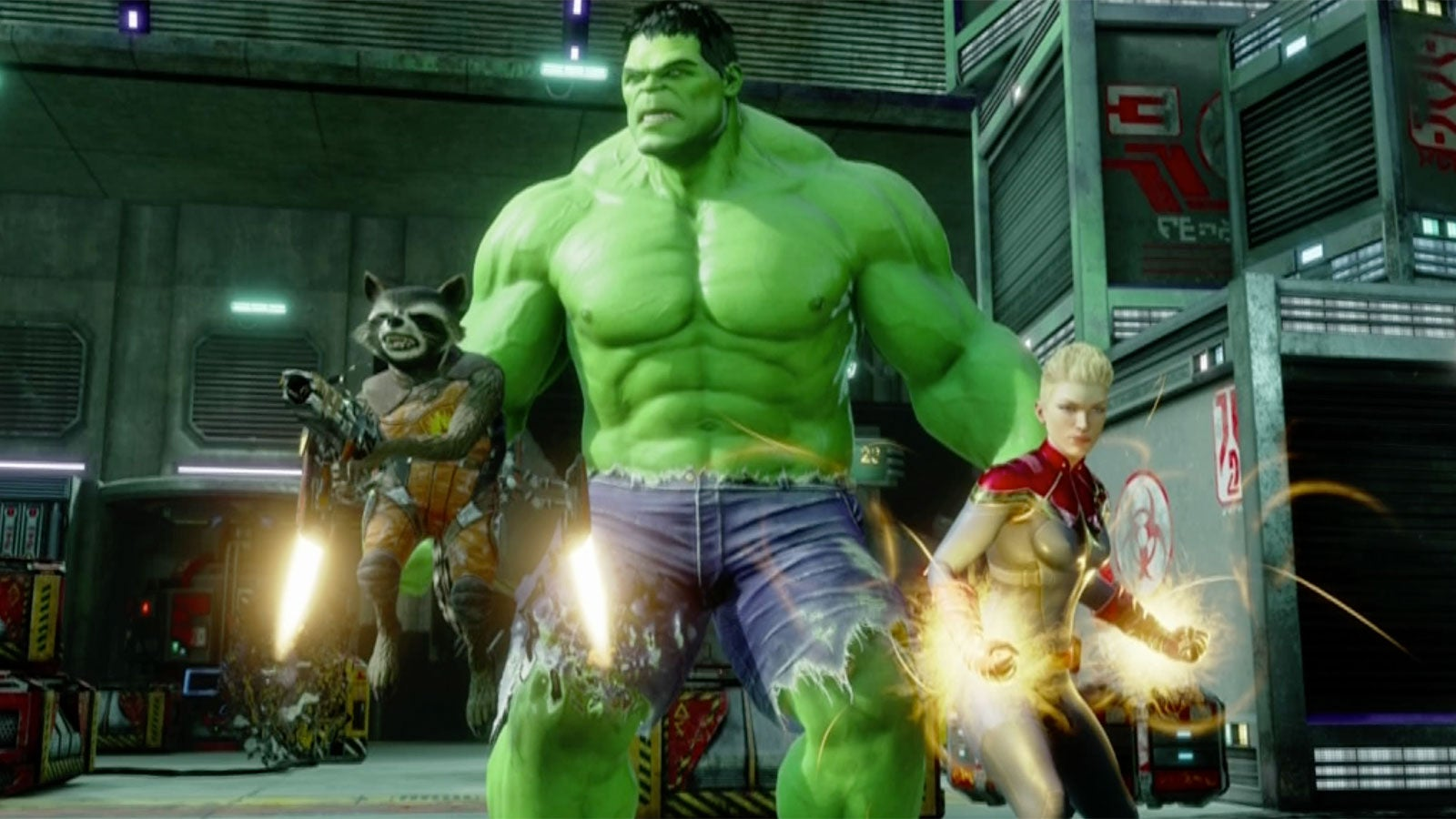 Marvel's New VR Game Lets You Kick Arse As Earth's Mightiest Heroes