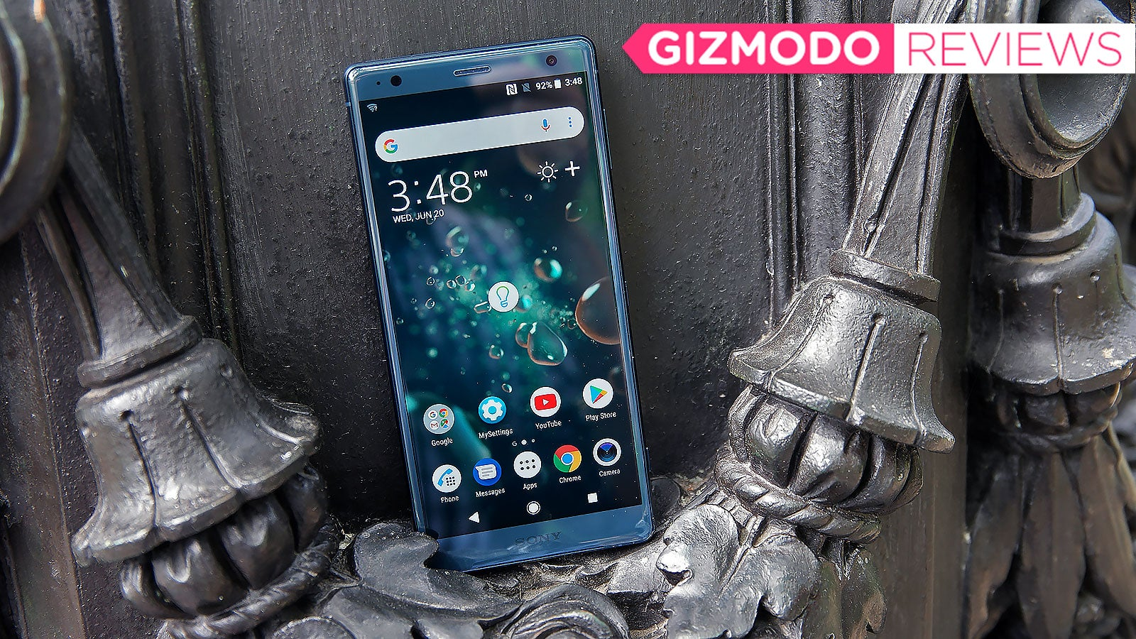 android consumer-tech smartphones sony sony-xperia-xz2-review xperia-xz2