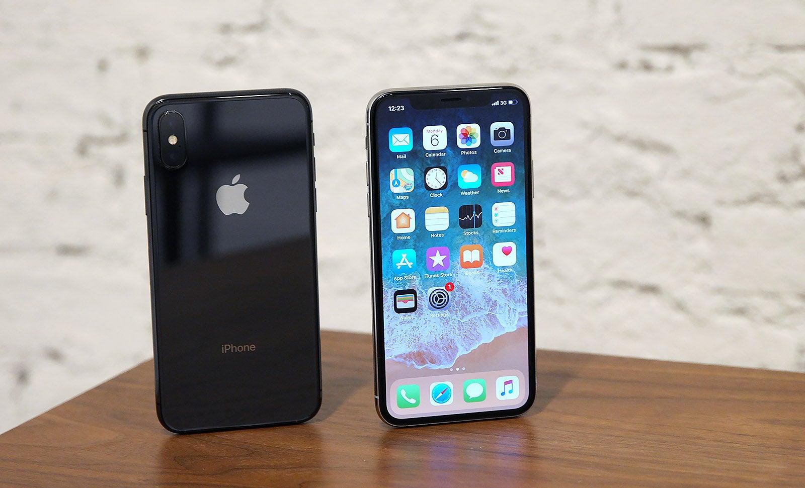 apple consumer-tech faceid ios iphone iphone-9 iphone-x smartphones tsmc