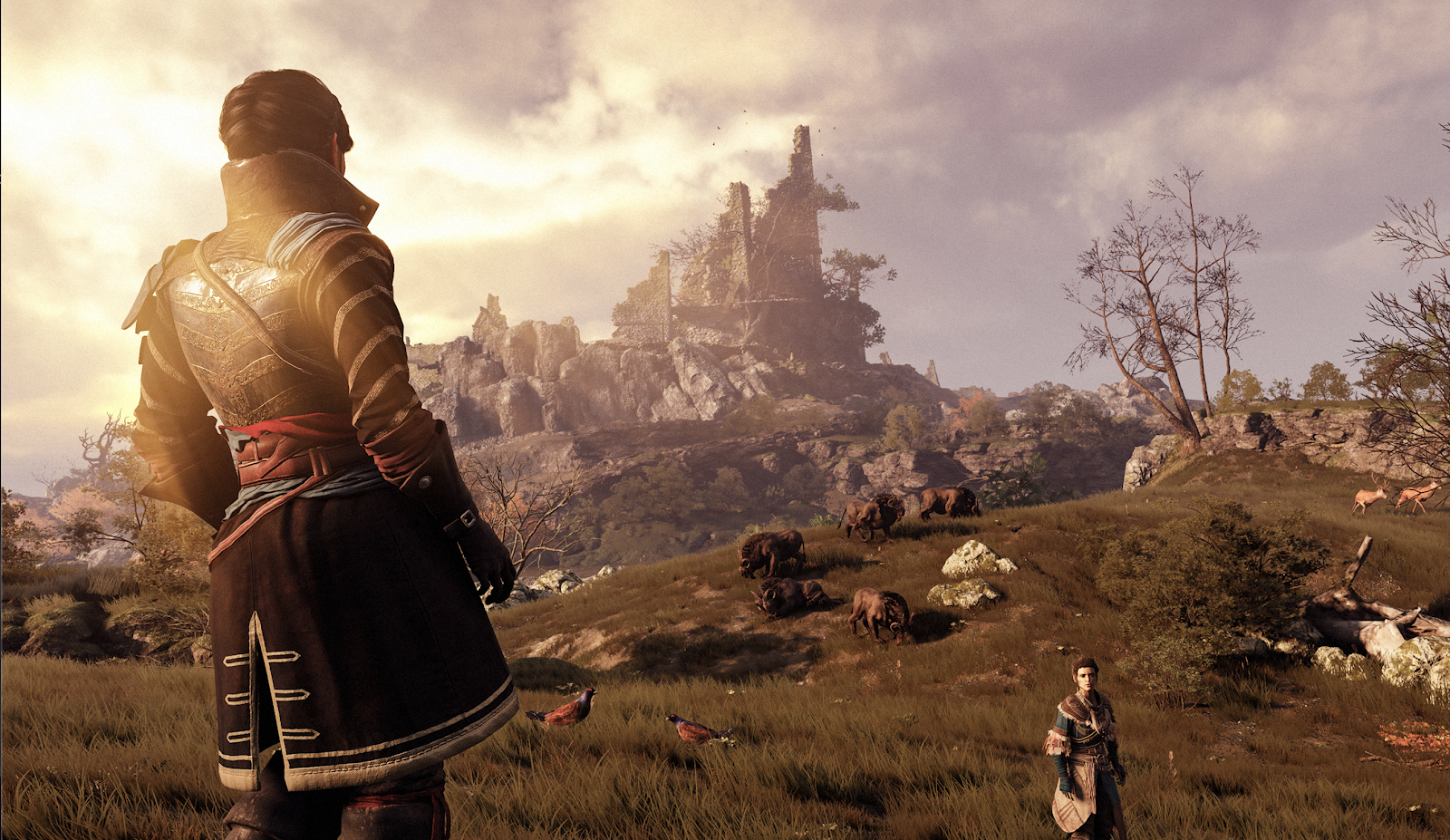 Greedfall's Detailed Role-Playing Can't Make Up For Its Unpleasant Setting