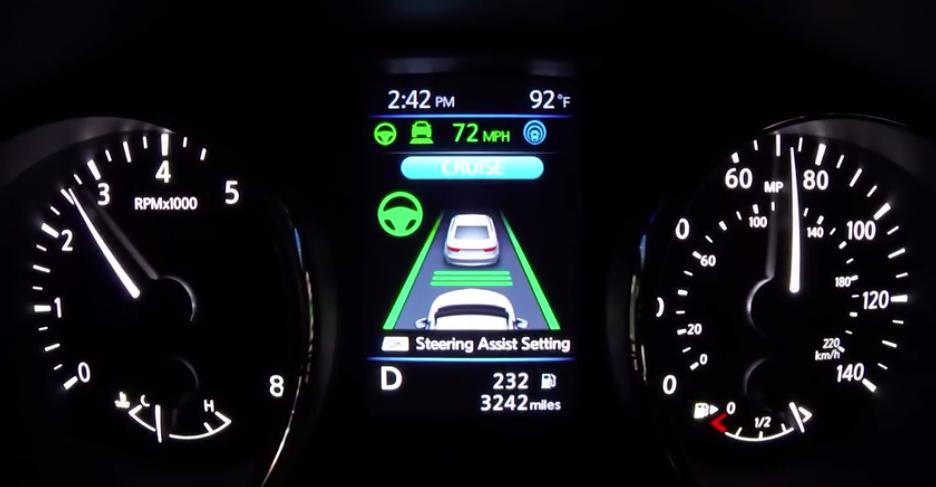 jalopnik nissan semi-autonomous-cars supercruise tesla