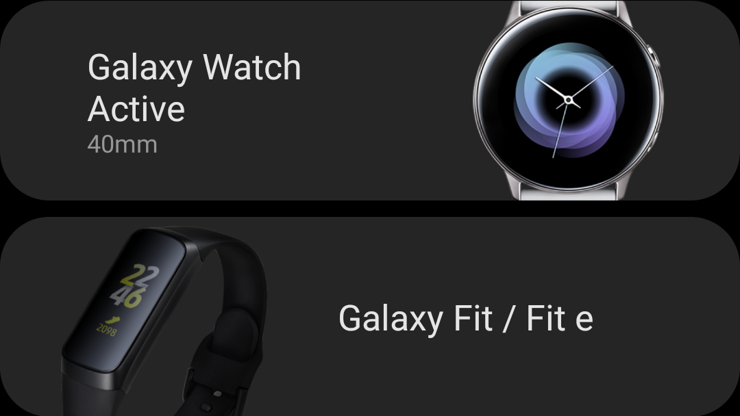 fitness-trackers galaxy-buds galaxy-fit galaxy-watch-active leaks samsung samsung-galaxy-s10 smartwatches wearables yo-samsung-plz-dont-take-away-the-rotating-bezel