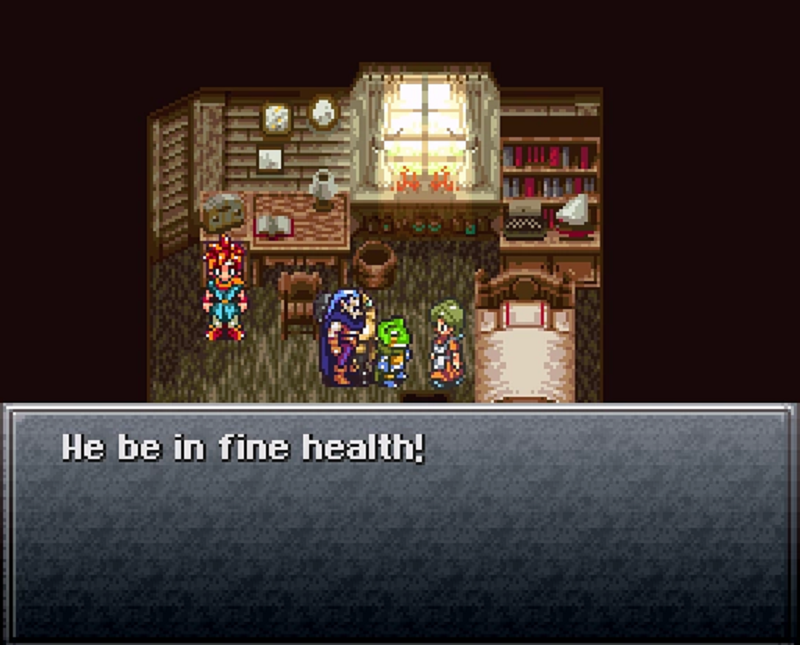 The Mums In Chrono Trigger Had It Rough