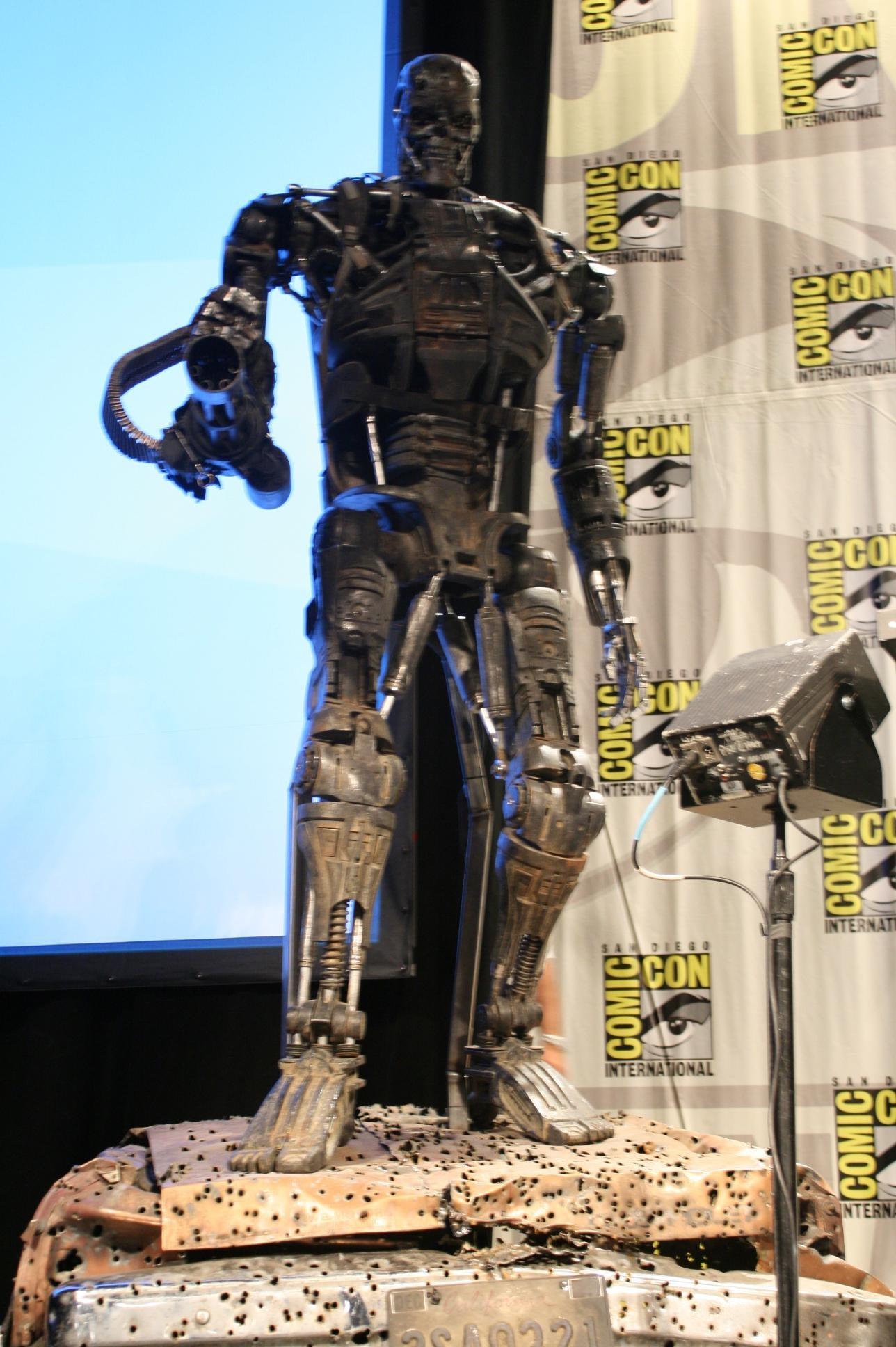 Terminator 4 Trailer