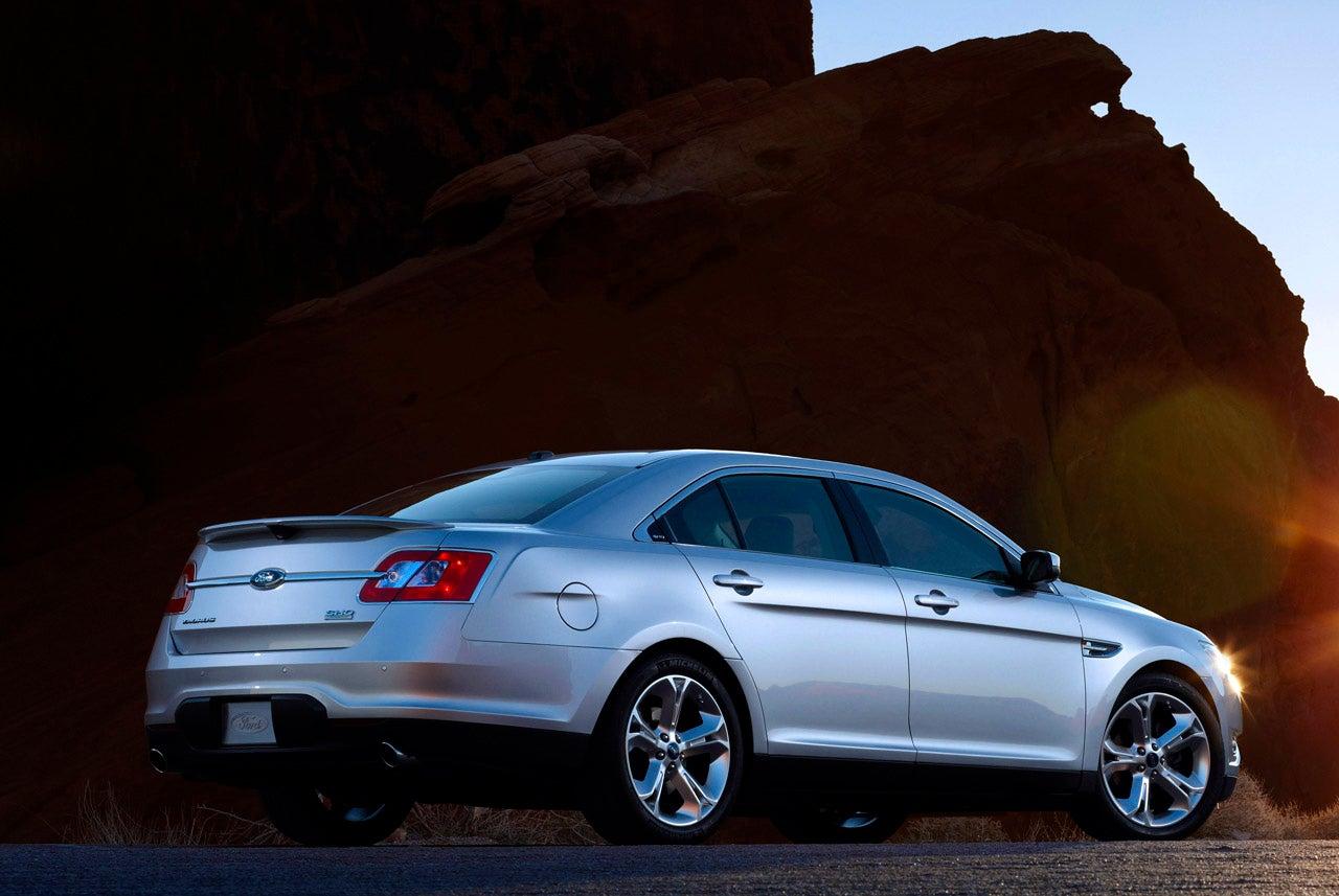 2010 Ford Sho The Sleeper Has Awakened | Auto Design Tech