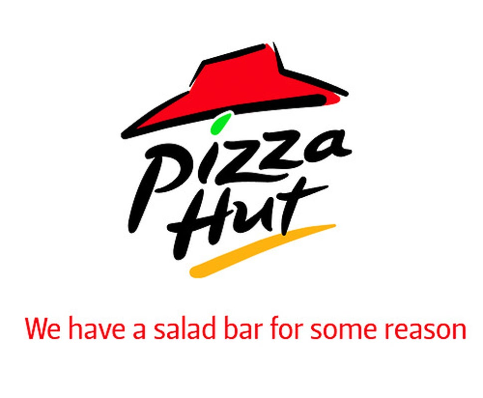 If Brand Slogans Were Brutally Honest