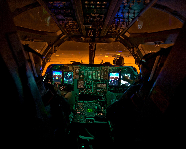 Briefly: B-1B Lancer Gets Upgraded Cockpit
