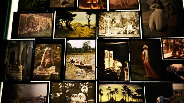 Take a Peek Inside National Geographic's Giant Vintage Photo Archive