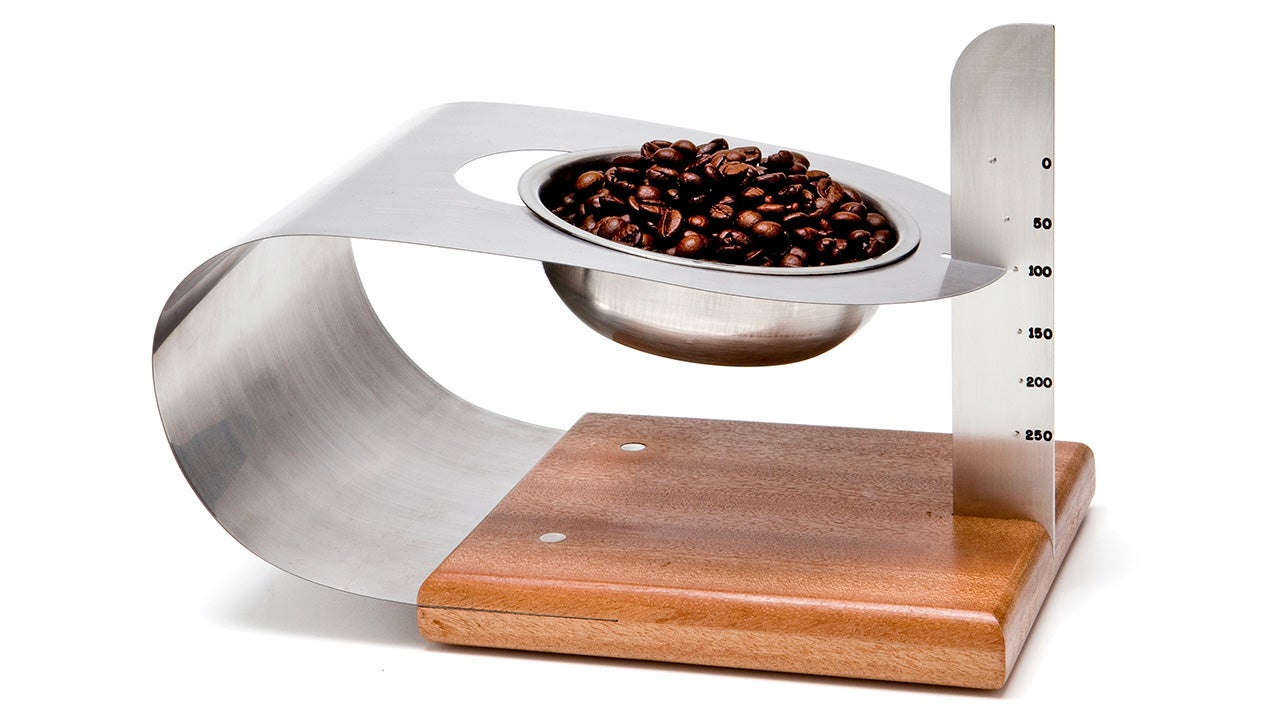 This Analogue Kitchen Scale Could Double As A Catapult