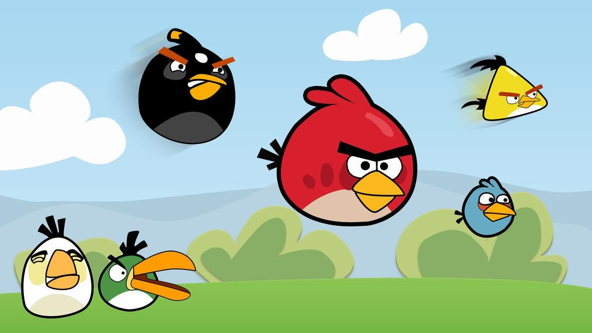 Even Angry Birds Can Spy On You, According To NSA Leak