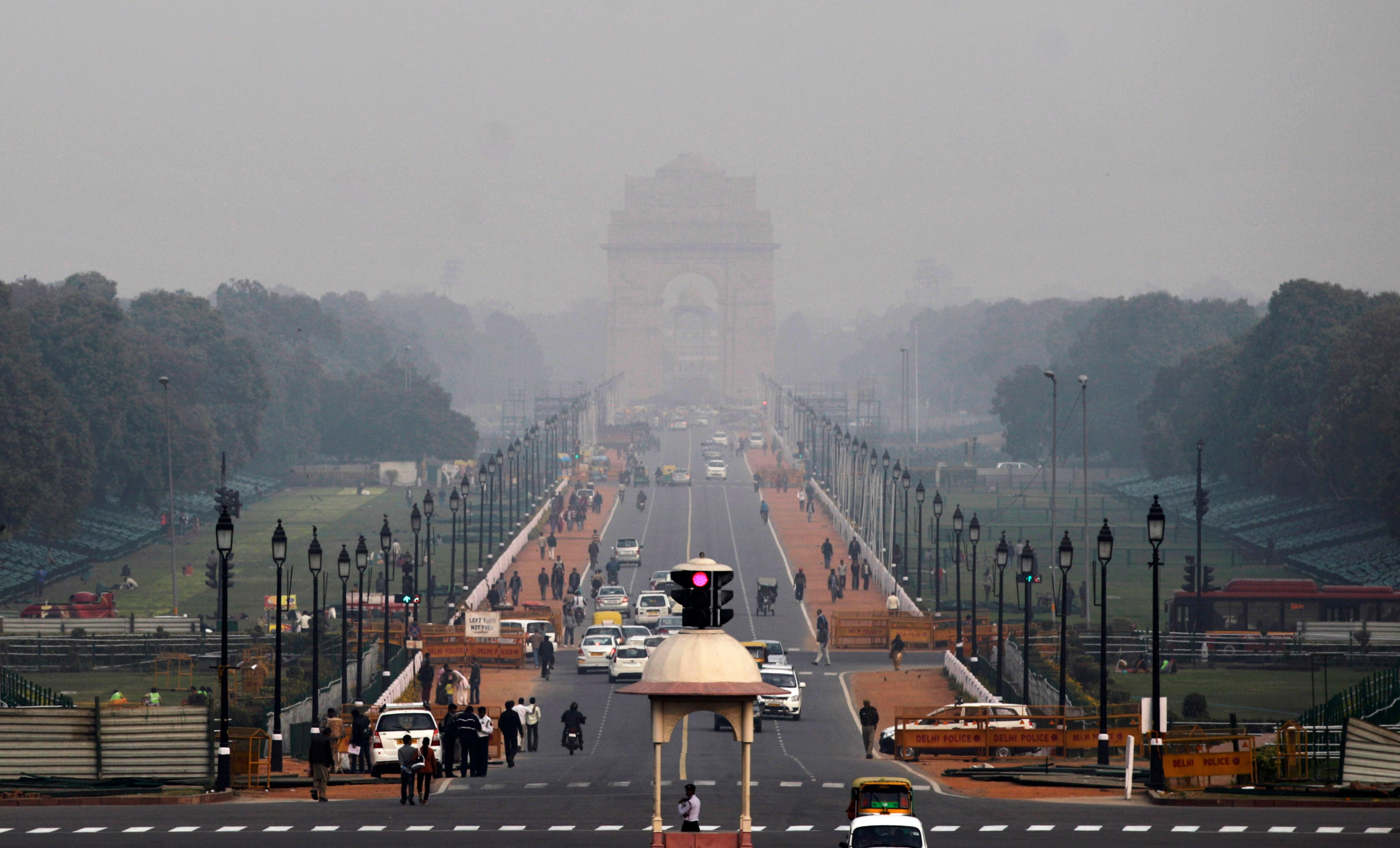 The Worst Air Pollution in the World Is NOT in Beijing