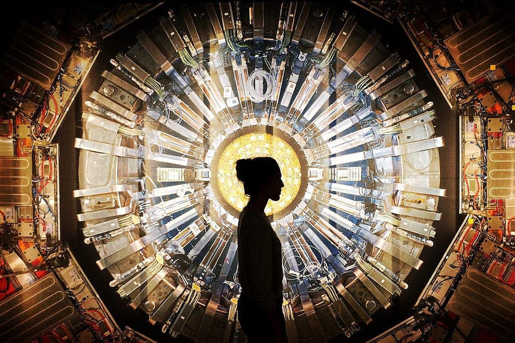 Does The Large Hadron Collider Actually Disprove Ghosts?
