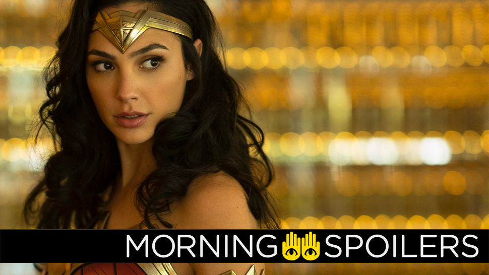 New Set Footage From Wonder Woman 2