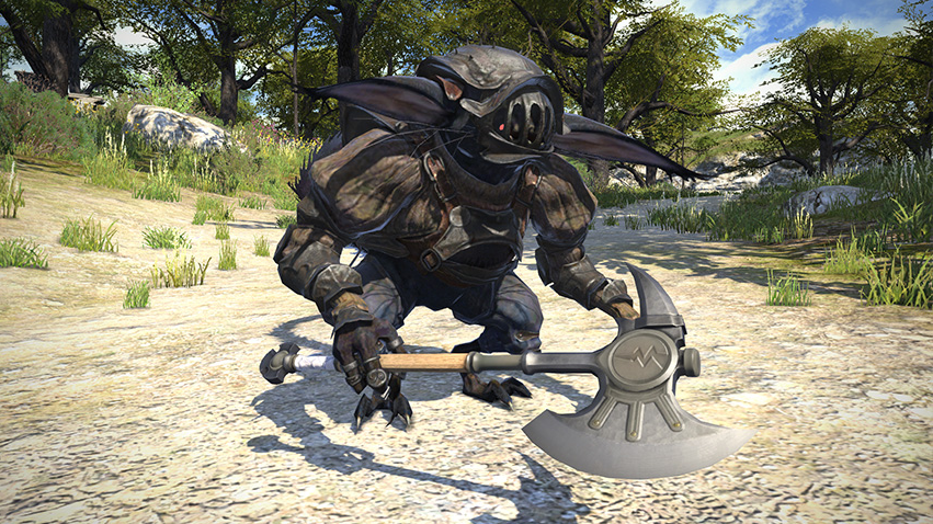 bots ffxiv final-fantasy final-fantasy-xxiv spam