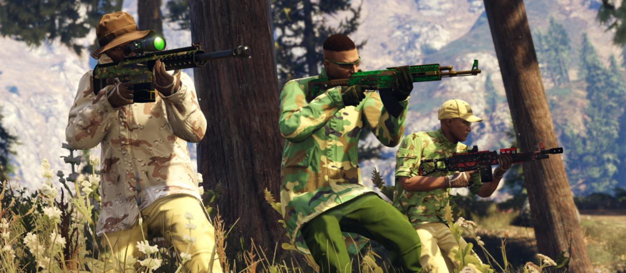 Rockstar Explains Why GTA V Never Got Single-Player DLC