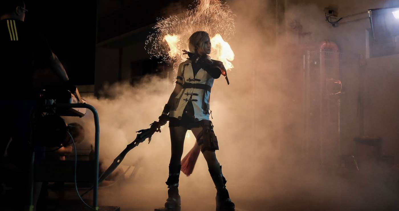 cosplay final-fantasy-xiii