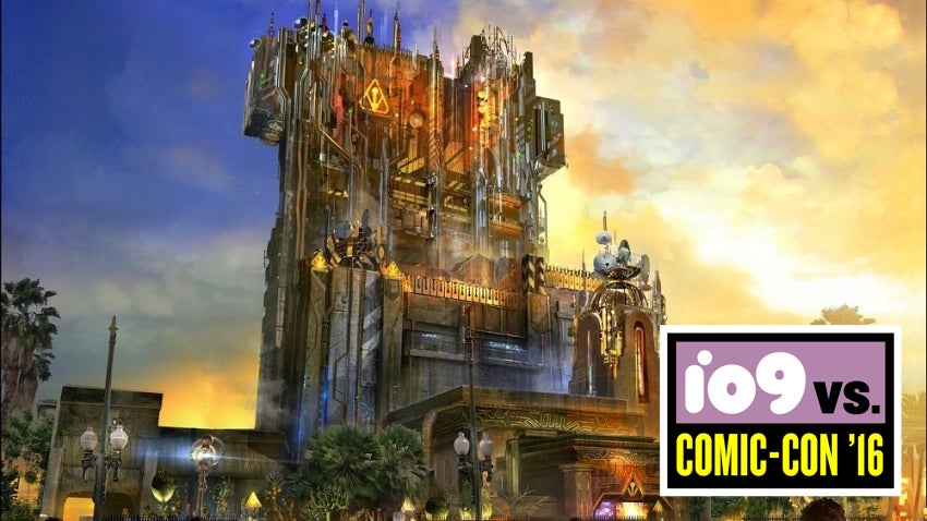 comic-con-2016 disney guardians-of-the-galaxy io9 marvel sdcc sdcc-2016