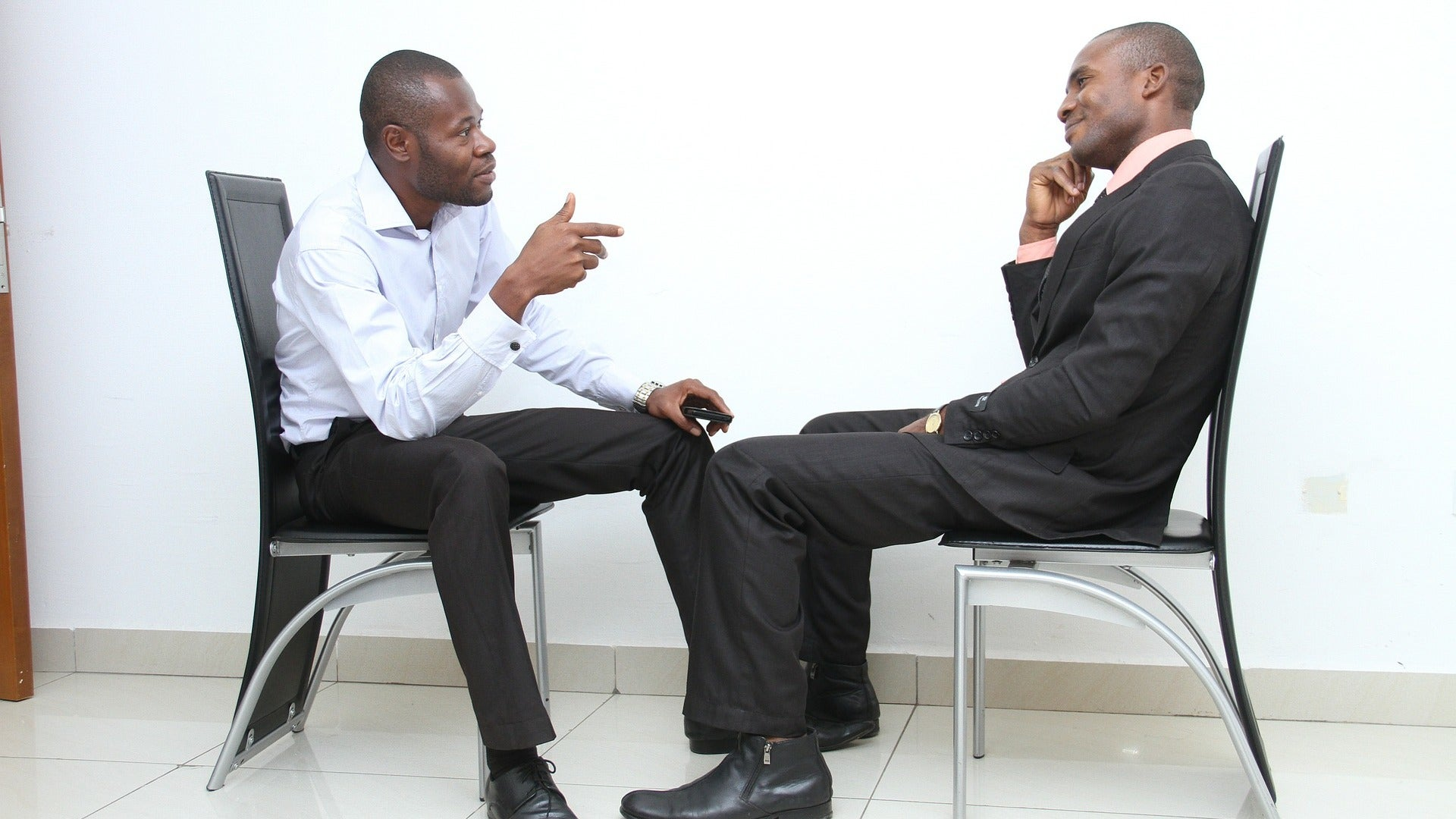How To Project Confidence In A Job Interview