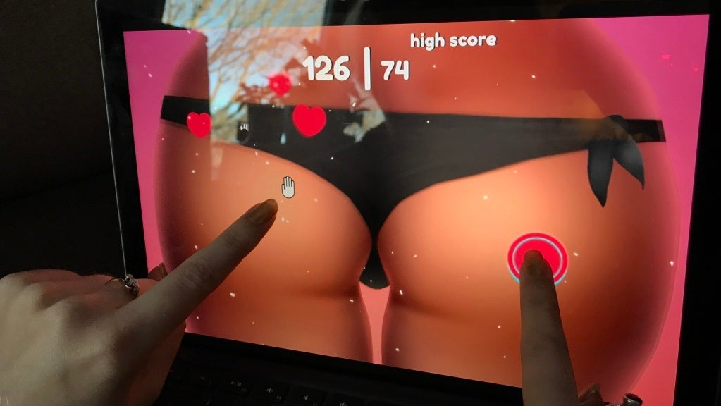A Game About Slapping An Arse Gave Me Embarrassing Flashbacks [NSFW]