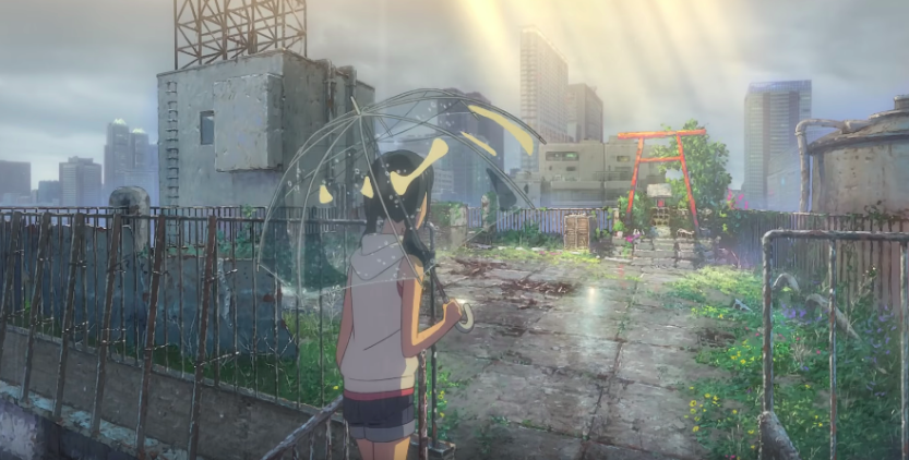 Anime Fans Visit Real-World Locations Of This Season's Hit Movie