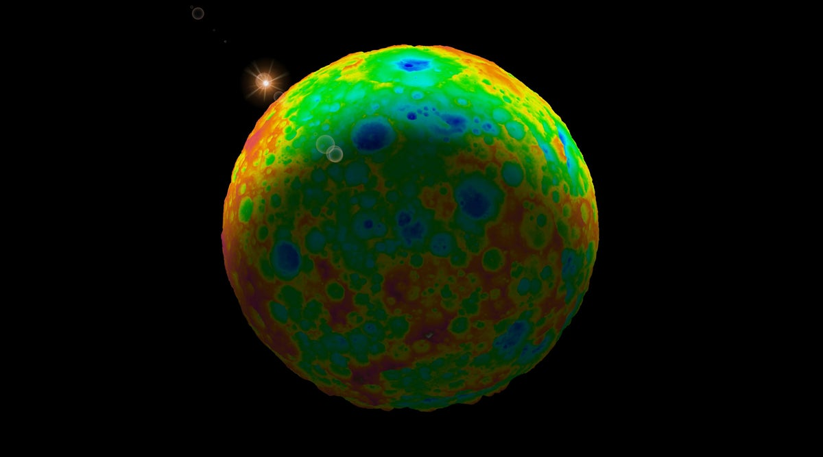 asteroid-belt astronomy ceres planetary-science space