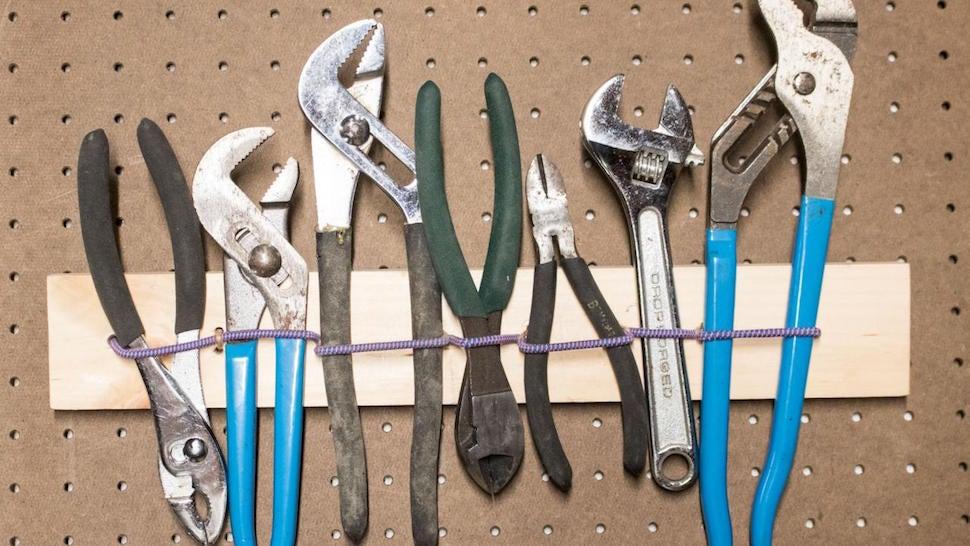 diy garage household organisation projects tools workshop