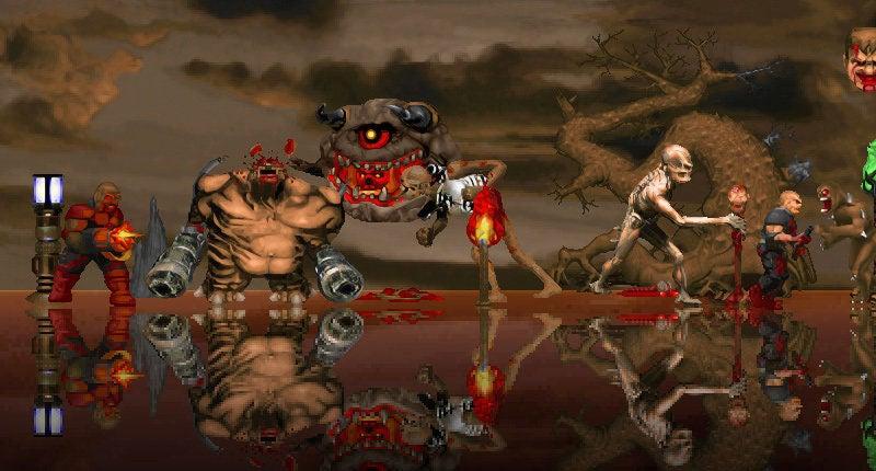 'HD' Doom Is Looking Very Nice