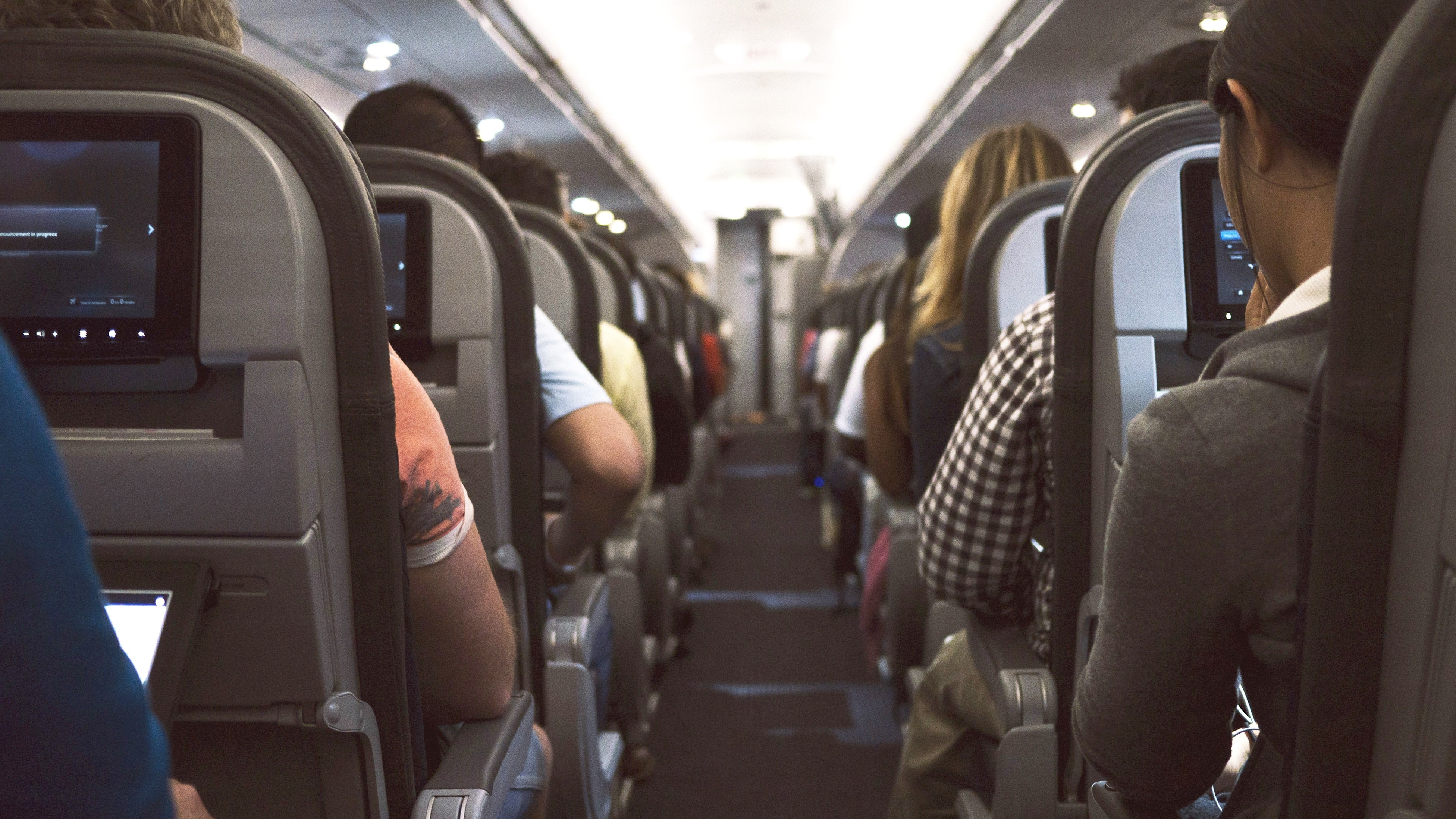 The Person Reclining Their Aeroplane Seat Is Not Your Enemy
