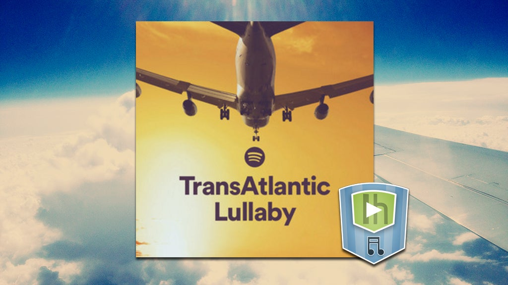 air-travel featured-playlist flying music spotify streaming