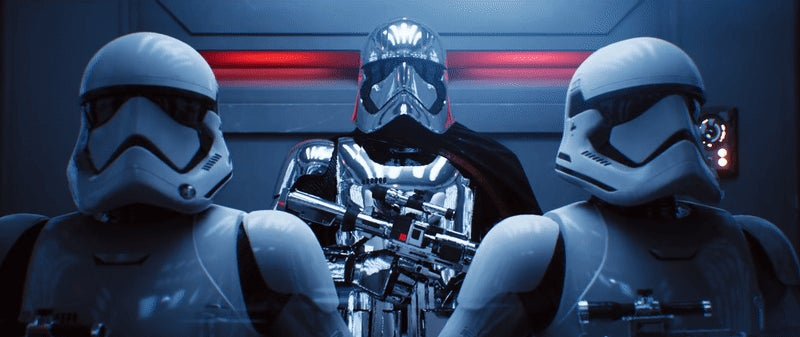The Video Cards Of The Future Will Be Able To Give You An Incredibly Shiny Captain Phasma