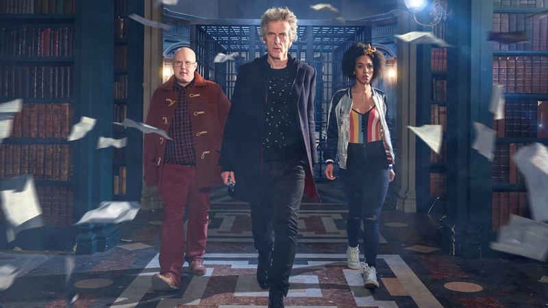 This Week's Doctor Who Highlighted The Best And The Worst Of The Steven Moffat Era