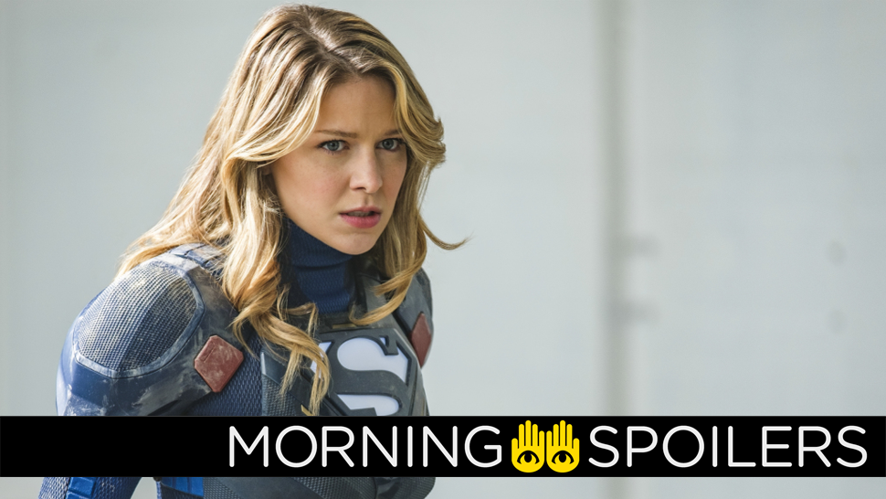 Supergirl Just Cast Two Very Interesting Comics Characters