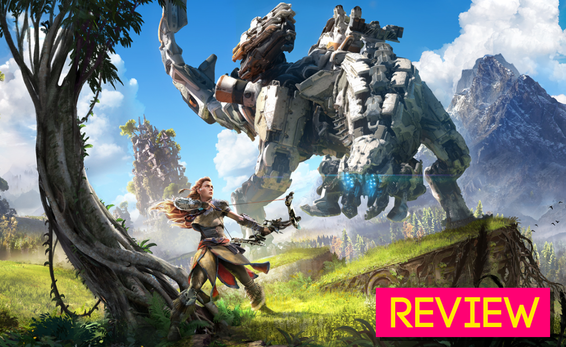Horizon Zero Dawn: The Kotaku Review