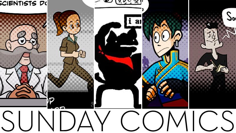 Sunday Comics: Recruitment Decision