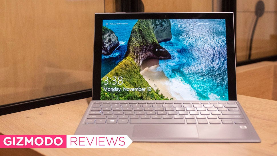 Samsung's Galaxy Book 2 Tries To Do Too Much, Fails