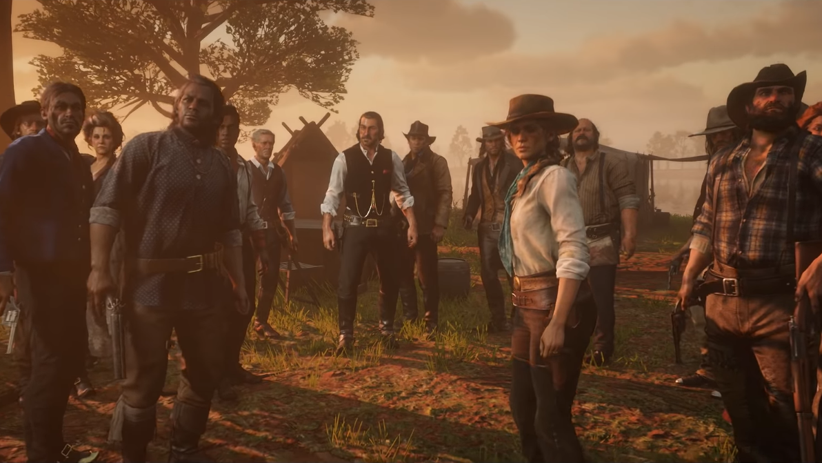 Players Debate Whether Red Dead Redemption 2's New Patches Downgraded The Game's Graphics