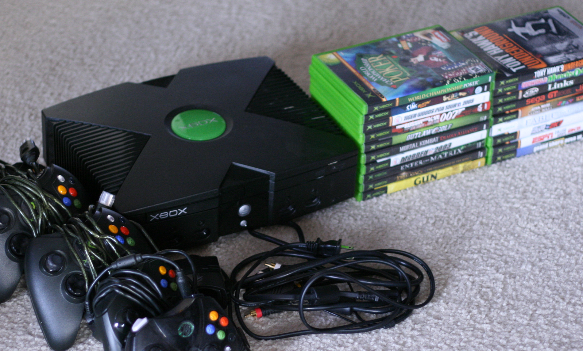 Which Original Xbox Games Do You Most Want To See On The Xbox One?