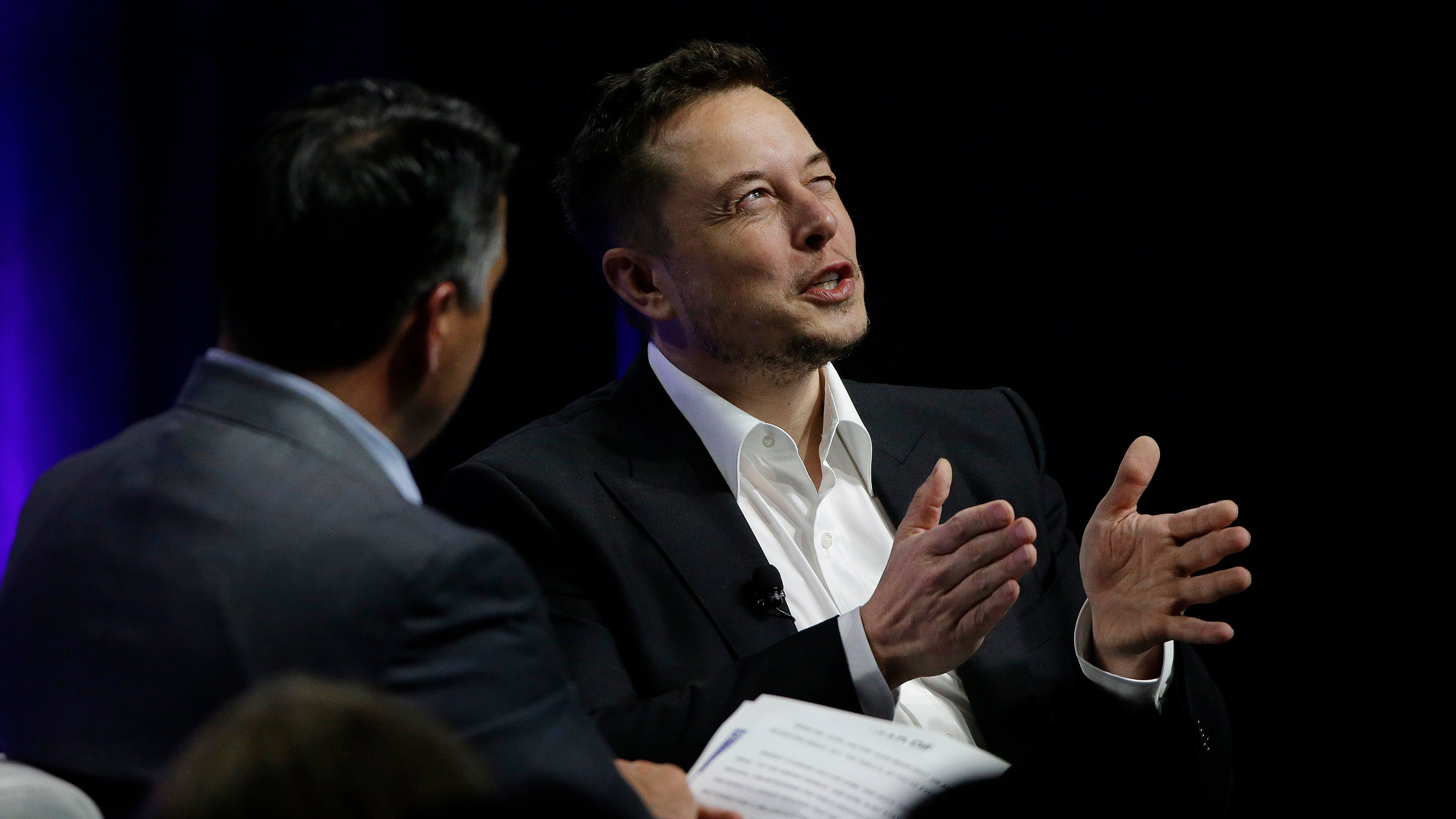Elon Musk Would Like People To Hurry Up And Start Dying On The Moon As Well