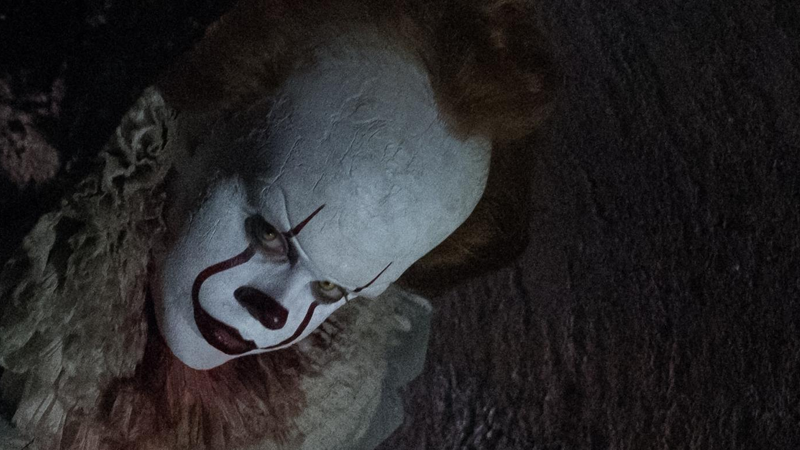 James McAvoy On Standing Next To Pennywise: 'I Don't Like Being Here'
